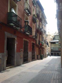 Viviendas en el Casco Antiguo de Zaragoza
