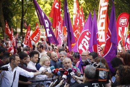 """CCOO y UGT anuncian que no se celebrará una manifestación """"al uso"""" para el 1º de mayo"""