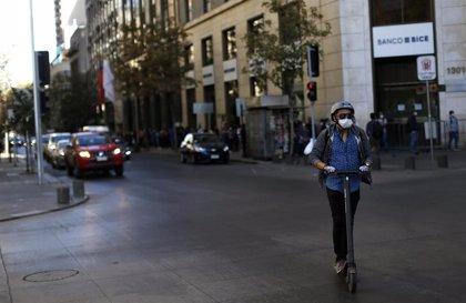 Coronavirus.- Chile impone la cuarentena total en siete comunas de la Región Metropolitana de Santiago