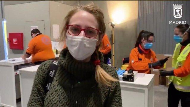 Dada de alta en el hospital de Ifema otra paciente