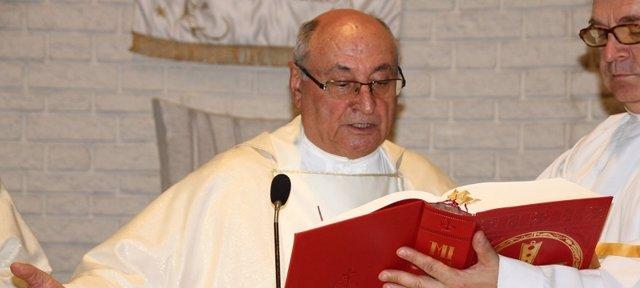 Leganés.- Muere Félix Lorrio, párroco de la iglesia de El Salvador de Leganés (M