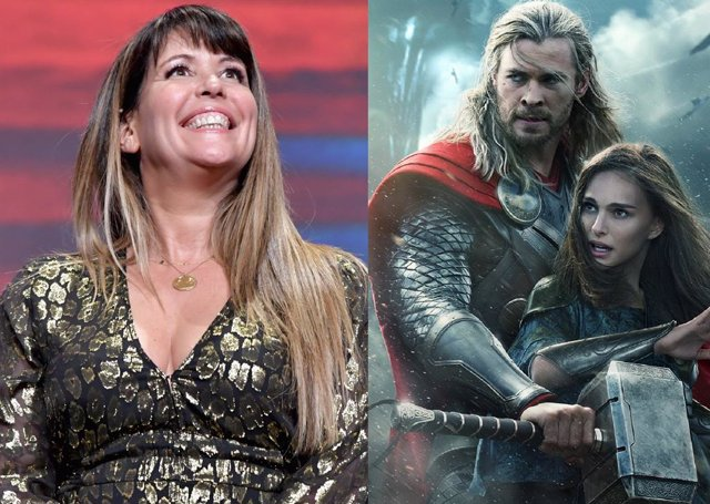 """Patty Jenkins , directora de Wonder Woman, está """"súper agradecida"""" no haber dirigido Thor 2: El mundo oscuro"""