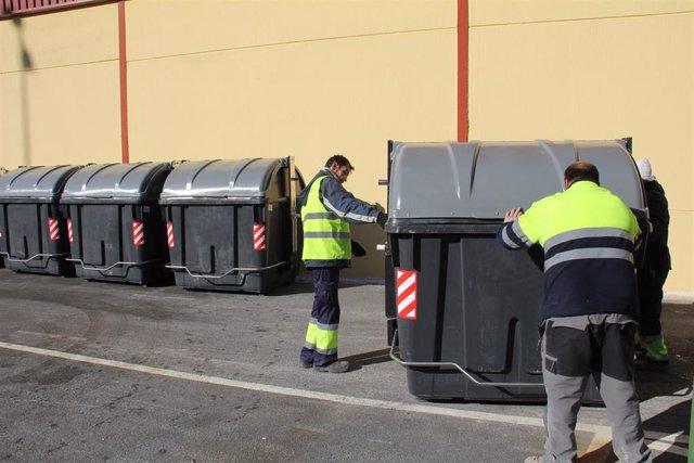 Canal de gestion diferenciado de recogida de residuos por crisis del coronavirus