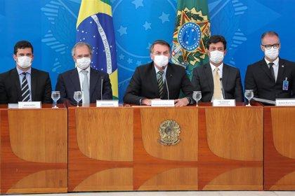 El Banco Central de Brasil estima que el PIB del país no crecerá en 2020 por el coronavirus