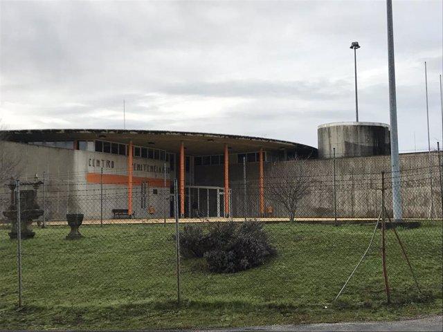 Prisión de A Lama, en Pontevedra.