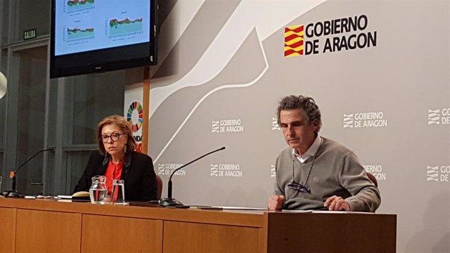 El Gobierno de Aragón informa de la situación derivada de la crisis sanitaria del COVID-19.