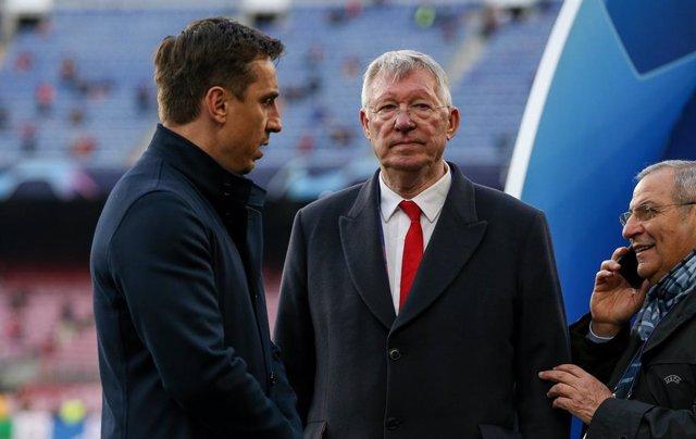 """Fútbol.- Gary Neville: """"Aquél Valencia no necesitaba un técnico sin experiencia"""