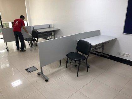 El Instituto Cervantes de Nueva Delhi se prepara para alojar a turistas españoles antes de su regreso