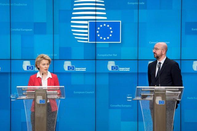 """Coronavirus.- La UE reclama en el G-20 una respuesta global """"rápida, masiva y co"""