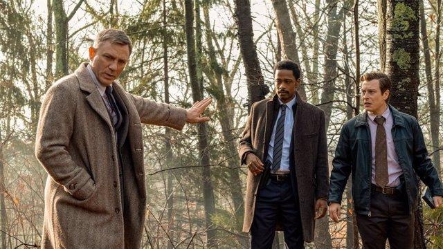 Daniel Craig protagoniza Puñales por la espalda