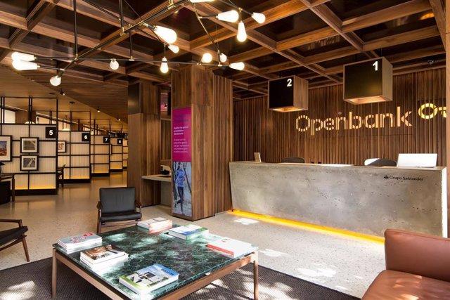 Oficina de Openbank.