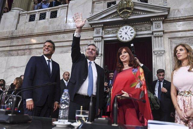 Argentina propone crear un fondo de emergencia humanitaria por el coronavirus