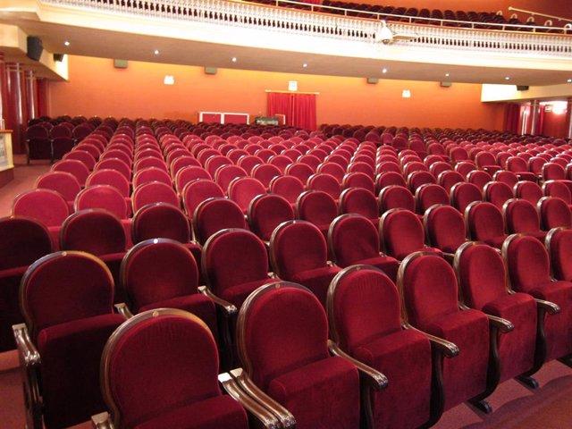 Butacas, teatro Bretón de Logroño