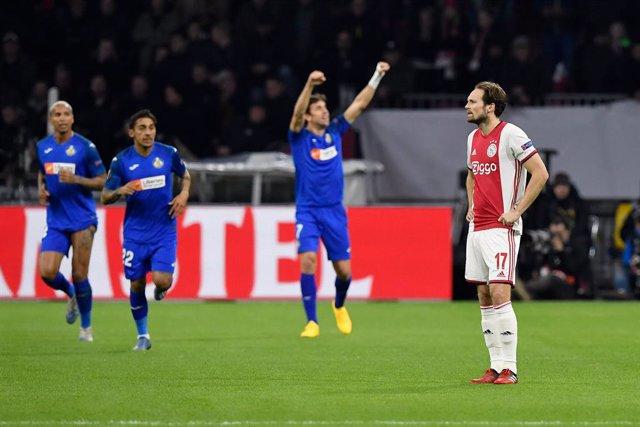 """Fútbol.- Jaime Mata: """"El del Ajax es uno de los goles más especiales de mi carre"""