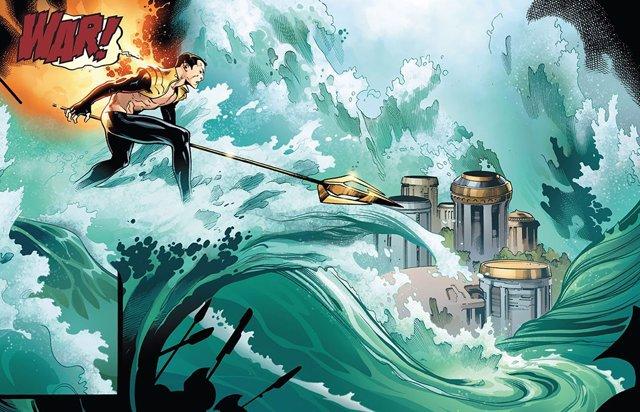 Namor en los cómics de Marvel