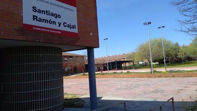 Centro de educación especial Ramón y Cajal de Getafe
