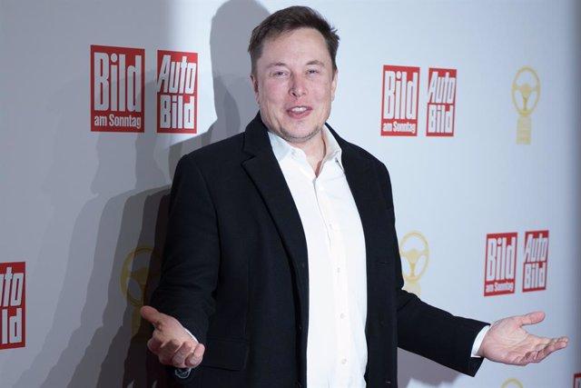 Elon Musck, fundador de Tesla.