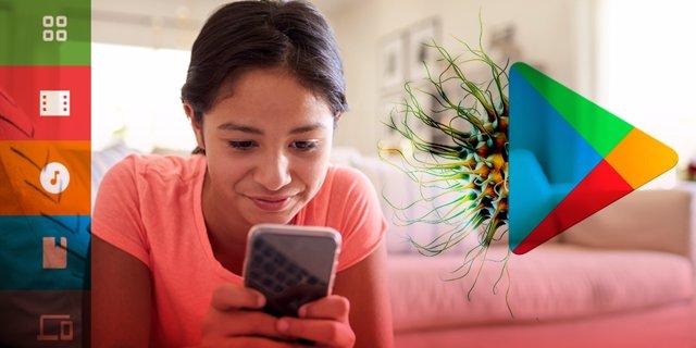 Descubren en Google Play Store apps y juegos infantiles infectados con el 'adcli