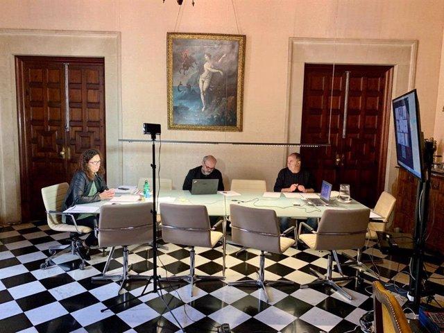 Cladera garantiza a los ayuntamientos las inversiones previstas por el Consell de Mallorca para los municipios.