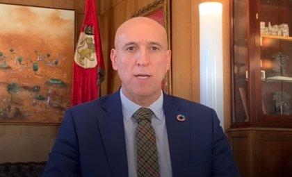 El alcalde de León (PSOE) carga contra Cs por provocar la suspensión judicial del pleno de este viernes
