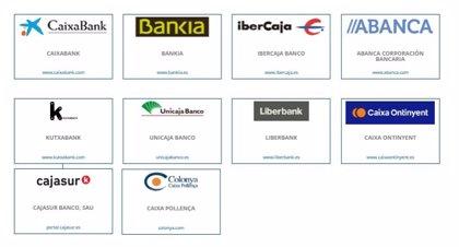 Estas son las entidades que no cobran comisión por retirar efectivo del cajero más cercano en el Estado de alarma