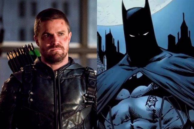 Arrow y Batman