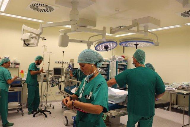 Recurso del Servicio de Cirugía Plástica del Hospital Can Misses