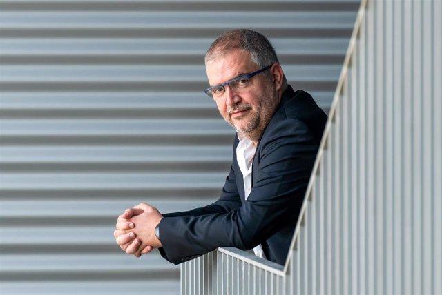 Sisco Sapena, fundador y director general de Lleida.Net