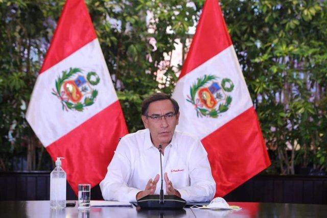Coronavirus.- Perú prorroga el estado de emergencia nacional por el coronavirus