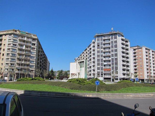 El barrio Amara de San Sebastián