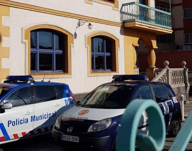 Comisaría de la Policía de Valladolid en el distrito 4º, en La Rubia.