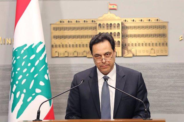 """Coronavirus.- Líbano prorroga el estado de """"movilización general"""" y decreta un t"""
