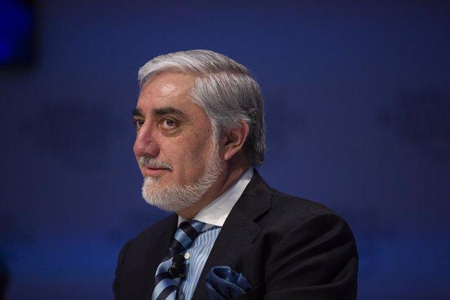 Afganistán.- Abdulá expresa su disposición a acercar posturas con Ghani para pon