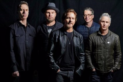 Escucha el nuevo disco de Pearl Jam: 'Gigaton'