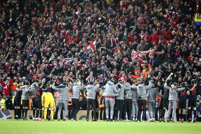 """Fútbol.- El ex jefe de Salud Pública de Liverpool dice que fue """"vergonzoso"""" deja"""