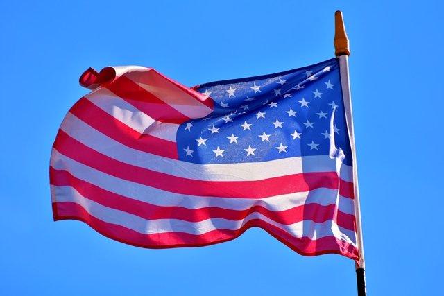 Bandera de EEUU recurso