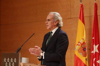 Madrid revela que el Gobierno le dio casi 10.000 test rápidos para detectar Covid-19 que no funcionaban