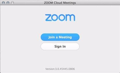 Zoom para iOS comparte datos de uso con Facebook incluso con usuarios no registrados