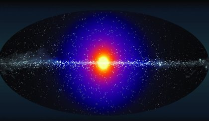 Sin rastro de materia oscura en señales de galaxias cercanas