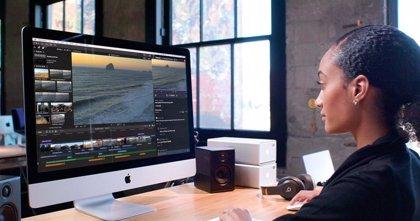 Apple ofrece de forma gratuita su 'software' Final Cut y Logic Pro durante 90 días