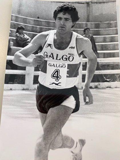 Fallece el exatleta Santiago Llorente, subcampeón del mundo junior de campo a través