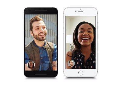 Google Duo amplía a 12 el máximo de participantes en una videollamada grupal