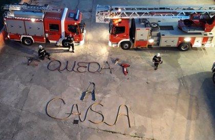 Bomberos de Mallorca lanza una campaña de comunicación en redes sociales con mensajes de prevención