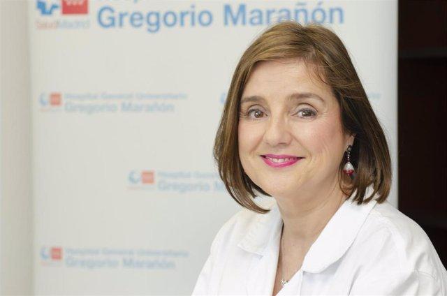 Doctora Patricia Muñoz