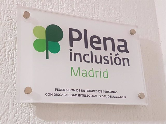 Plena Inclusión Madrid.