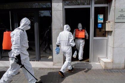Mueren cinco ancianos de una residencia del barrio del Clot, en Barcelona