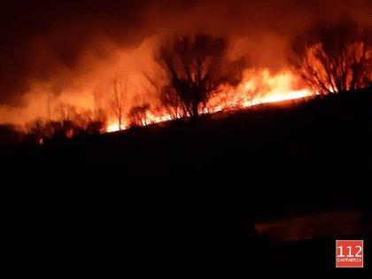 Identificados dos presuntos autores de incendios provocados estos días en Cantabria
