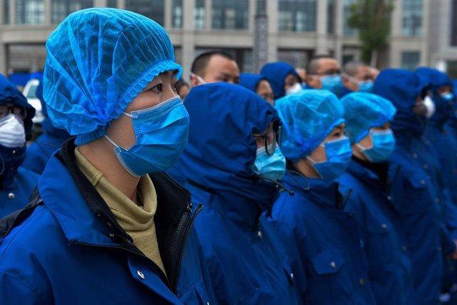 Coronavirus.- La provincia china de Hubei reanuda los vuelos nacionales a partir
