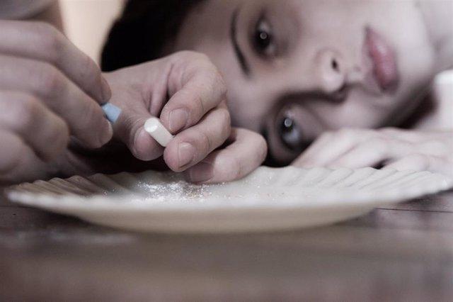 Cocaína, adicción, desintoxicación, drogas