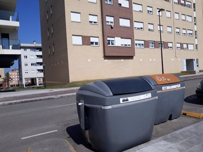 Gijón.- Emulsa reduce su plantilla habitual e higieniza diariamente 2.200 contenedores